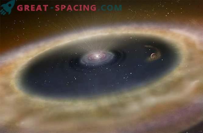 Zum ersten Mal konnten Astronomen den Entstehungsprozess eines Planeten direkt beobachten.