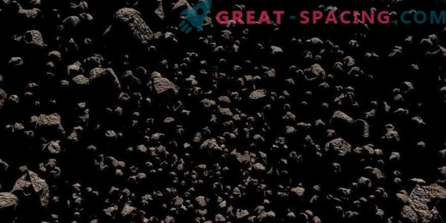 Die neue Theorie der Entstehung des Asteroidengürtels
