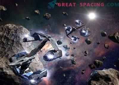 Bergbau auf Asteroiden