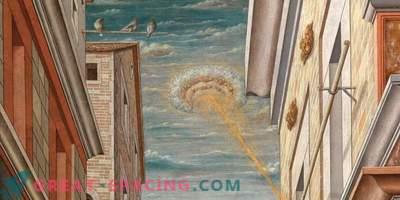 Ufologen glauben, dass diese 12 alten Gemälde außerirdische Wesen zeigen