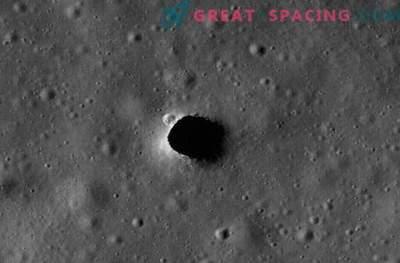Lavaröhren auf dem Mond könnten Astronauten schützen