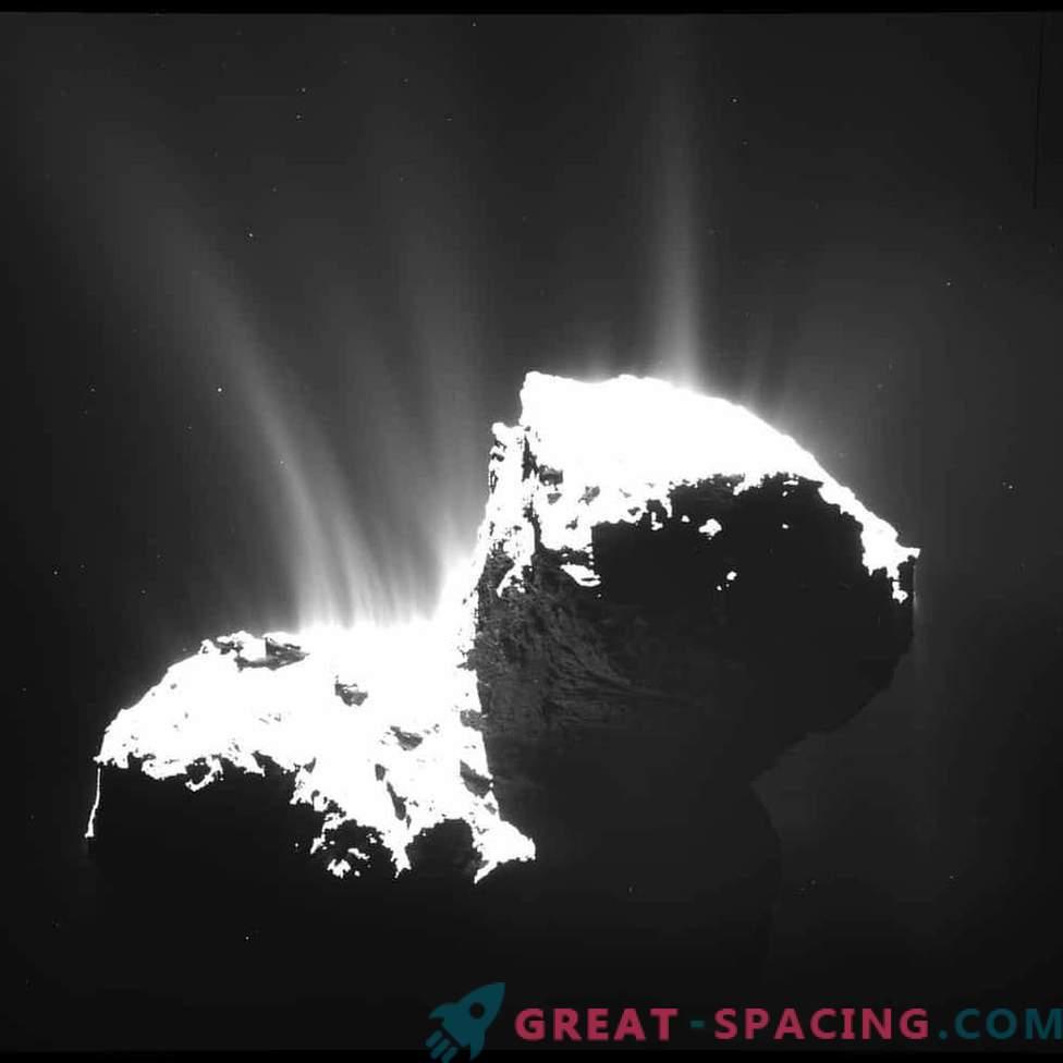 Astronomen bereiten sich auf eine unvergessliche Ankunft des Kometen vor