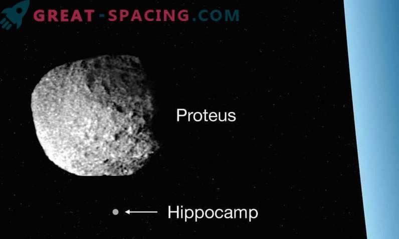 Neptuns Neumond könnte Teil eines größeren Objekts sein.