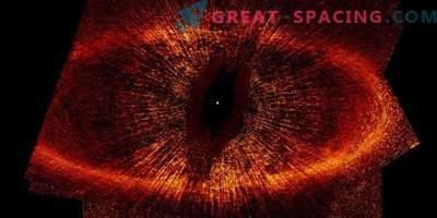 Was überrascht den Planet Zombie in der Umlaufbahn des Auges von Sauron?