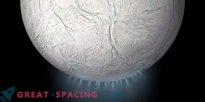 Der Klang der EM-Energie zwischen Saturn und Enceladus