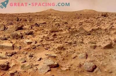 NASA-Augen - eine Chance für den Marsorbiter im Jahr 2020