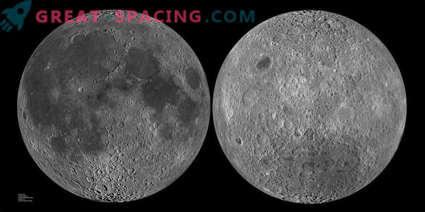 Was auf der dunklen Seite des Mondes verborgen ist