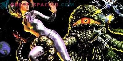 Warum außerirdische Wesen in Science Fiction mit Tentakeln porträtieren