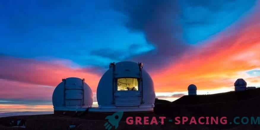NIRES erreicht das erste Licht für das Keck-Observatorium
