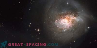 Galaktische Kollision erzeugte eine