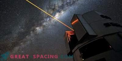 Laser helfen dabei, die Erde vor außerirdischer Intelligenz zu verbergen. Neue Forschung
