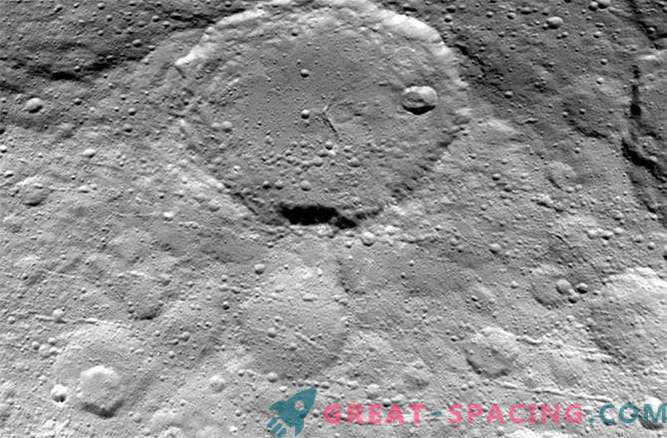 Neue, klare Details zeigen atemberaubende, frische Fotos von Ceres.