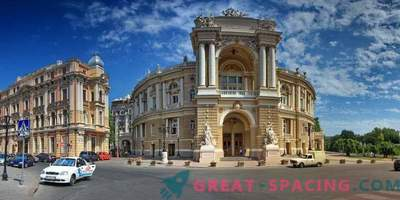 Schönes Odessa