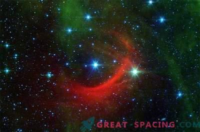 Wenn außer Kontrolle geratene Sterne eine Schockwelle erzeugen