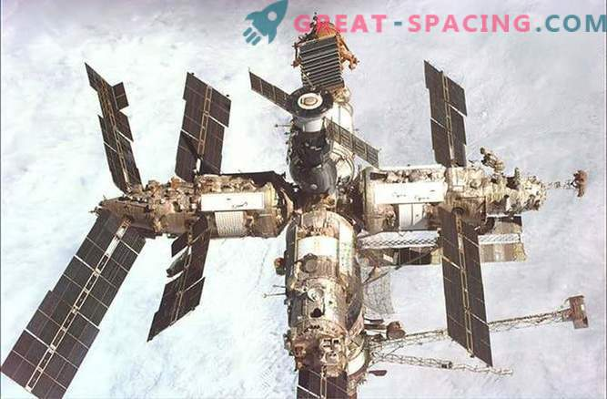 30 Jahre später: das Erbe der Raumstation Mir
