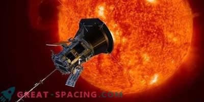 Die NASA richtet den Apparat auf die Sonne.