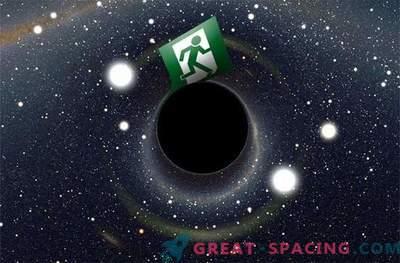 Hawking sucht einen