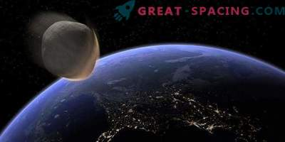 Wiederholung des Asteroidenangriffs