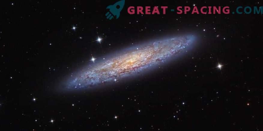 Was früher entstand: Galaxien oder Schwarze Löcher