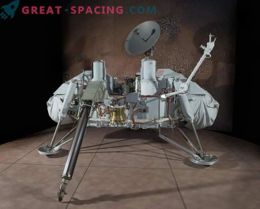 Gibt es Leben am Mars? Das Viking-Programm hat seit über 40 Jahren ein Geheimnis verborgen.