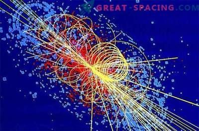 Die Higgs-Bosonen können in dunkle Materie zerfallen.