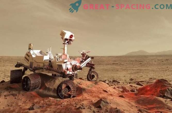 """Der Weltraumlaser hilft Robotern, außerirdisches Leben zu """"erschnüffeln"""""""