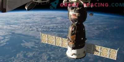 Raumserie: eine neue Intrige in der Geschichte mit einem Loch in der russischen