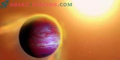 Neuer heißer Jupiter mit kurzer Umlaufzeit