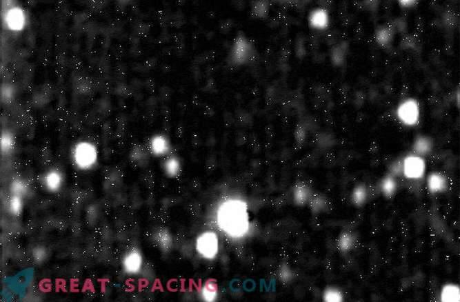 Neue Horizonte beobachten das mysteriöse Objekt im Kuipergürtel