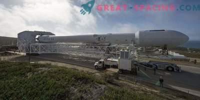 Falcon 9 on valmis käivitama