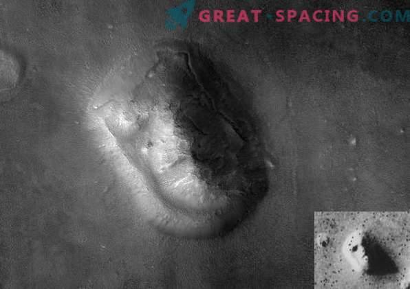 Marsgesicht stört noch immer Ufologen