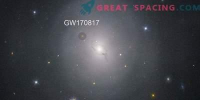 Gravitationswellen messen das Universum