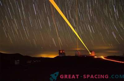 Die lebendigsten Fotos des Keck-Observatoriums: Anfang