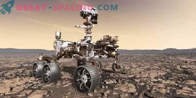 Der Schüler wird den nächsten NASA-Marsrover benennen.