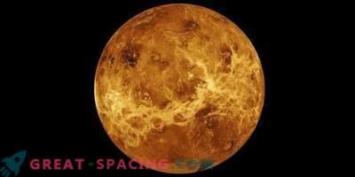 Können wir die Sonne und die Sterne von der Venus aus sehen?