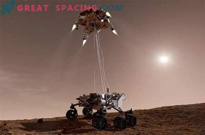 Mars 2020: Wo wir nach außerirdischen Zivilisationen suchen werden: Foto
