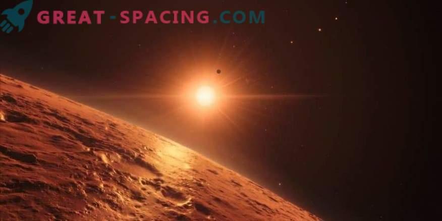 Können außerirdische Welten dem Sternwind widerstehen?