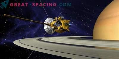 Wir feiern den Sieg von Cassini! Die legendäre Sonde ist vor einem Jahr gestorben.
