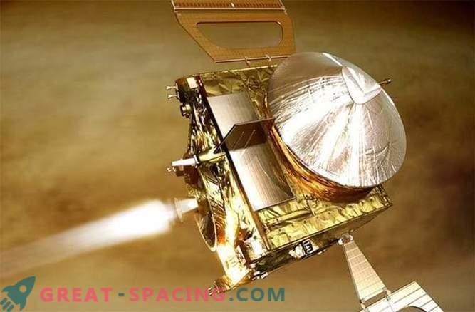 Venus Express brennt in der Herrlichkeit seiner Herrlichkeit