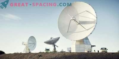 Il Sudafrica presenta un super radiotelescopio