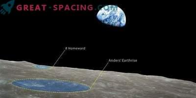 Mondkrater nach Apollo 8 benannt