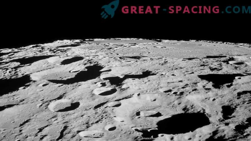 Die Quelle des Wassers auf dem Mond ist die Sonne, nicht die Kometen.