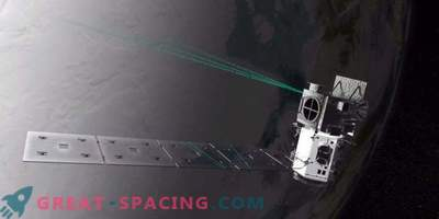 Laser ICESat-2 hat die erste Aufgabe erledigt