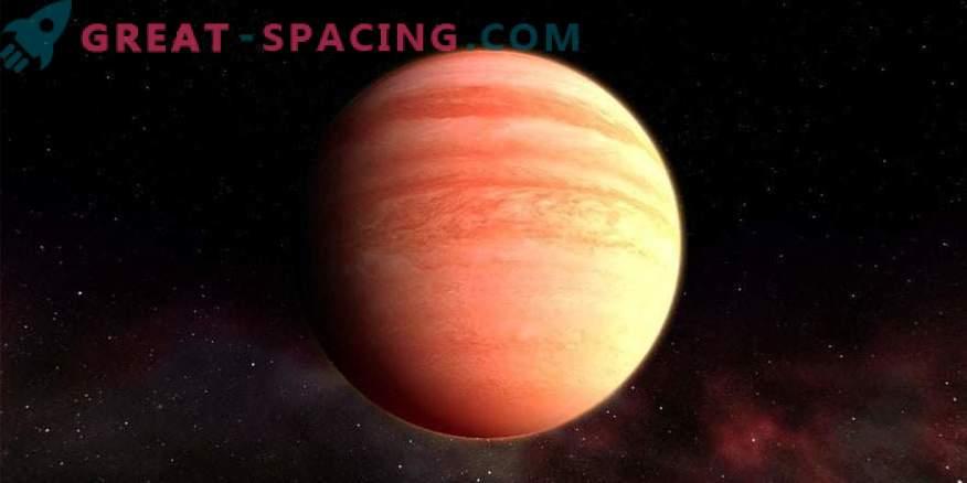 Mission K2 hat einen neuen heißen Jupiter gefunden