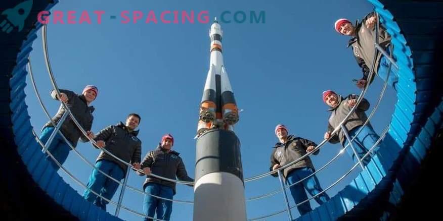 NASA-Astronauten werden weiterhin russische Raketen einsetzen.