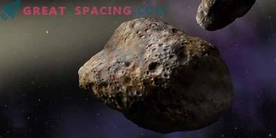 Die NASA sucht einen Asteroiden für eine bemannte Expedition.