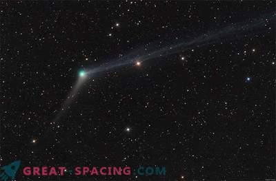 Comet Catalina wird den Weihnachtshimmel blenden