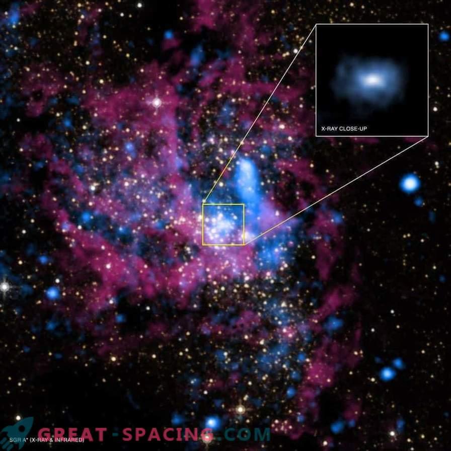 Wo versteckt sich das schwerste supermassereiche Schwarze Loch?