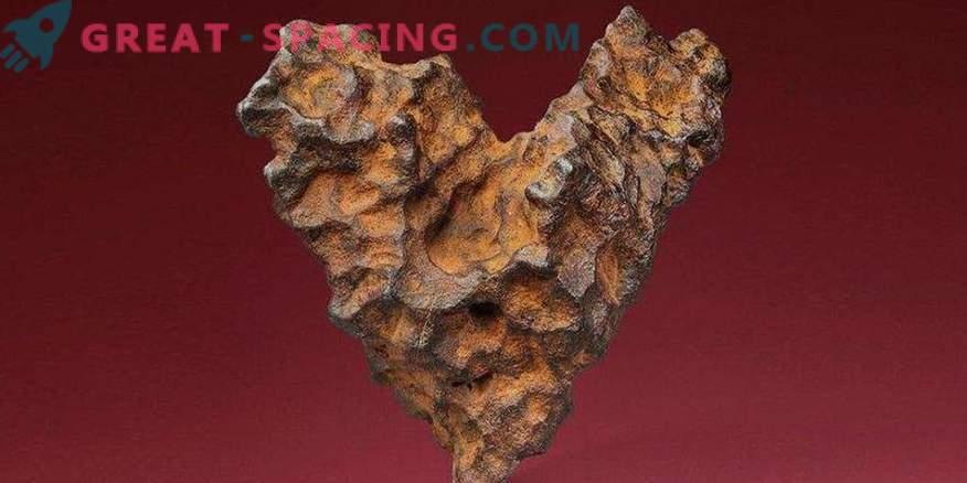 Meteorit zum Valentinstag geben
