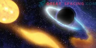Wird die Sonne ein Schwarzes Loch?